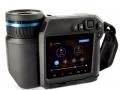 Micronix camera termovize FLIR T540 display 400