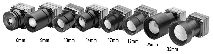 Termokamera FLIR Quark 640 a 366
