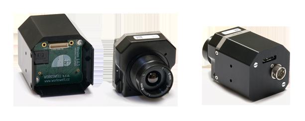 termokamera FLIR TAU 2 USB3