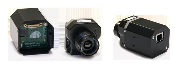 termokamera FLIR TAU 2 GigE