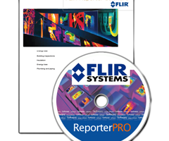 termovize software Flir Tools plus