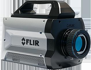 Vědecko-výzkumné termokamery řady FLIR X8400sc a FLIR X8500sc