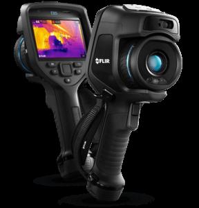 termokamery FLIR E95