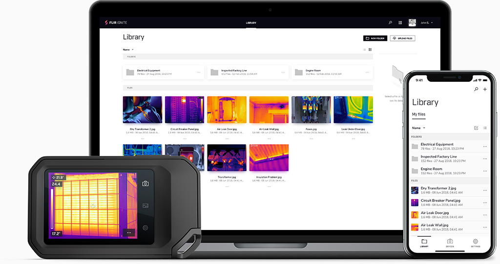 software FLIR Ignite
