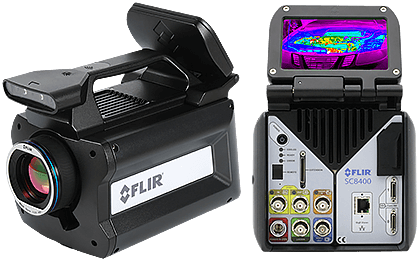 FLIR X8000sc/X6000sc Series Thermal Imaging Cameras