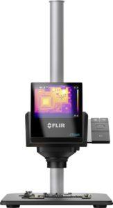 FLIR ETS320 termovize, thermokamera, termokamera, termovizní kamera, IR kamera, IR camera, infračervená kamera, infrakamera
