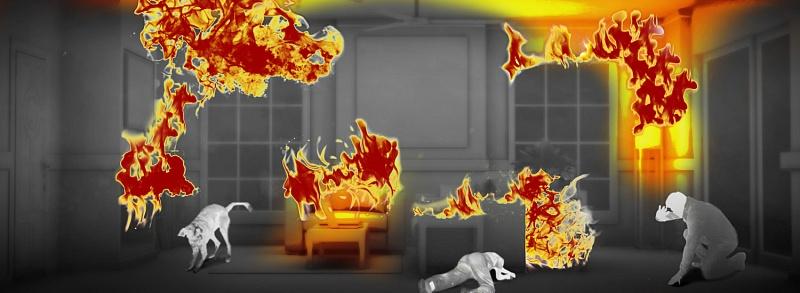 Svět pohledem termokamery je značně jiný, to si ostatně můžete vyzkoušet v simulátoru termokamery.